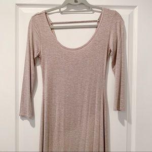 Maxi Body Con Dress